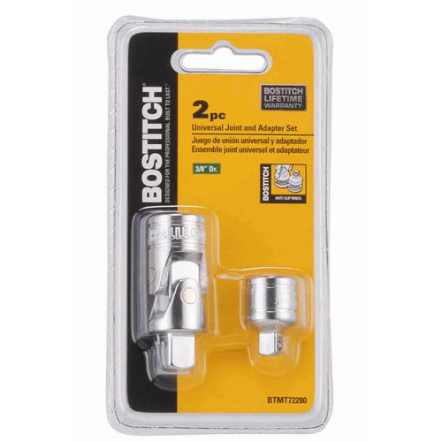 Bostitch BTMT72280 3/8 in. Universal Joint / Adaptor