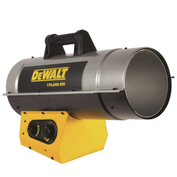 Dewalt F340730 125,000 - 170,000 Forced Air Propane Heater image number 1