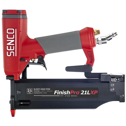 SENCO 21LXP FinishPro 2 in. 21-Gauge Straight Strip Pinner