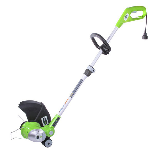 Greenworks 21272 5.5 Amp 15 in. Straight Shaft Wheeled Electric String Trimmer / Edger