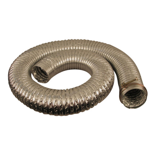 JET 414715 8 ft./4 in. Diameter Heat Resistant Hose image number 0
