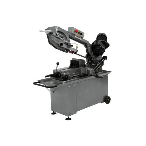 JET 414466 8 in. x 14 in. 1 HP 1-Phase Geared Head Horizontal Band Saw image number 9