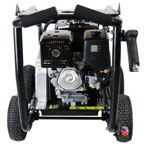 Simpson 65209 4400 PSI 4.0 GPM Belt Drive Medium Roll Cage Professional Gas Pressure Washer with Comet Pump image number 3