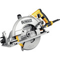 Dewalt DWS535B 7-1/4 in. Worm Drive Circular Saw with Electric Brake image number 6
