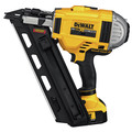 Factory Reconditioned Dewalt DCN692M1R 20V MAX XR Dual Speed Framing Nailer Kit