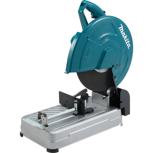 Makita LW1400 15 Amp 14 in. Cut-Off Saw with Tool-Less Wheel Change