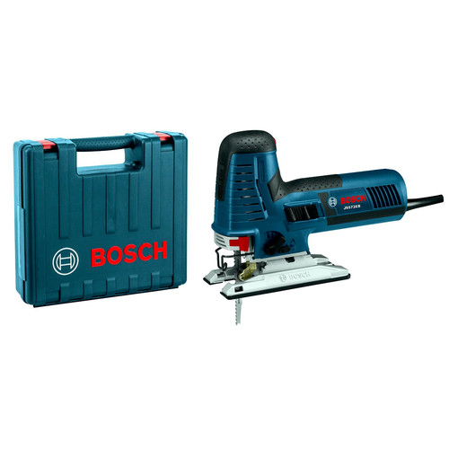 Factory Reconditioned Bosch JS572EBK-RT 7.2 Amp Barrel Grip Jig Saw Kit image number 0
