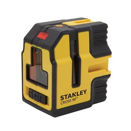 Stanley Cross 90 Horizontal/Vertical Self-Leveling Cross Line Laser