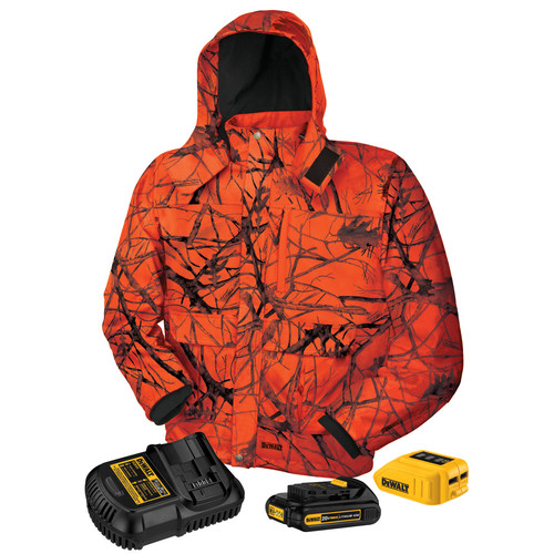 Dewalt DCHJ063C1-2XL 12V/20V Lithium-Ion Heated Hoodie Kit