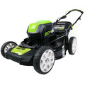 Greenworks GLM801600 80V Cordless Lithium-Ion 21 in. 3-in-1 Lawn Mower (Bare Tool)