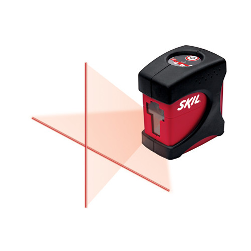 Skil 8201-CL Self-Leveling Cross-Line Laser