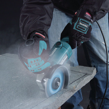 Factory Reconditioned Makita GA5020-R 5 in. Trigger Switch Angle Grinder with SJS image number 2