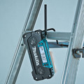 Makita RM02 12V max CXT Cordless Lithium-Ion Compact Job Site Radio (Tool Only) image number 8