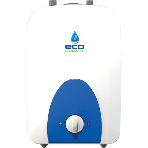 EcoSmart ECOMINI6 12 Amp Electric 6 Gallon Minitank Water Heater