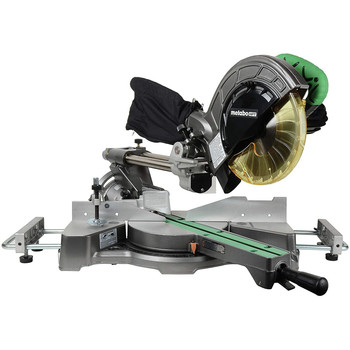 Metabo HPT C8FSESM 8-1/2 in. Sliding Compound Miter Saw