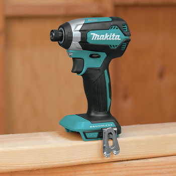 Makita XDT13Z 18V LXT Cordless Lithium-Ion Brushless Impact Driver (Tool Only) image number 9