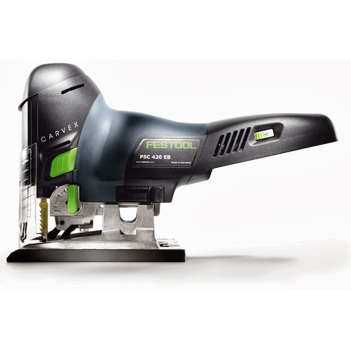 Festool PSC 420 EB CARVEX 18V Cordless Lithium-Ion Barrel Grip Jigsaw (Bare Tool)