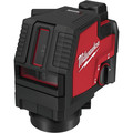 Milwaukee 3521-21 REDLITHIUM USB Rechargeable Green Cross Line Laser image number 9