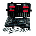 GearWrench 82812 114-Piece SAE/Metric Large Ratcheting Tap and Die Drive Tool Set