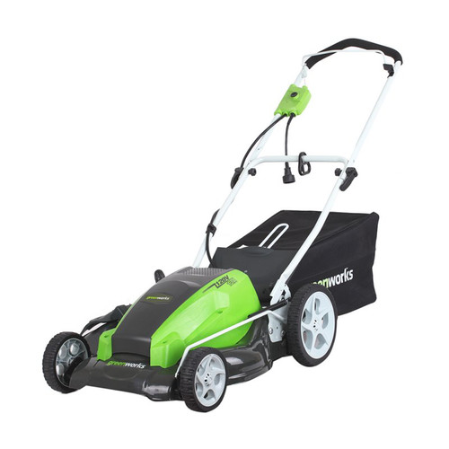 Greenworks 25112 13 Amp 21 in. 3-in-1 Electric Lawn Mower