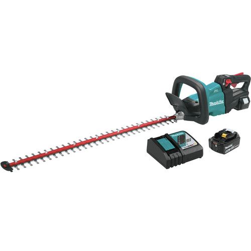 Makita XHU08T 18V LXT Lithium-Ion Brushless Cordless 30 in. Hedge Trimmer Kit (5 Ah) image number 0