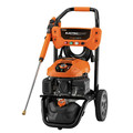 Generac 7132 3100 PSI/2.5 GPM Gas Pressure Washer Li-Ion Electric Start with PowerDial Spray Gun, 25 ft. Hose and 4 Nozzles image number 2