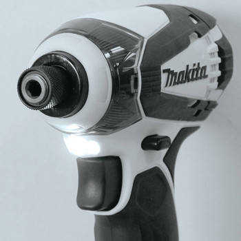 Factory Reconditioned Makita XDT04RW-R 18V LXT 2.0 Ah Cordless Lithium-Ion 1/4 in. Impact Driver Kit image number 5
