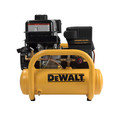 Dewalt DXCMTA5090412 4 Gal. Portable Briggs and Stratton Gas Powered Oil Free Direct Drive Air Compressor