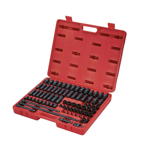 Sunex 3580 80-Piece 3/8 in. Drive Master Socket and Torx Set