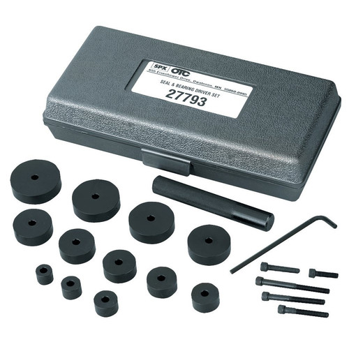 OTC Tools & Equipment 27793 Bushing, Bearing and Seal Driver Starter Set