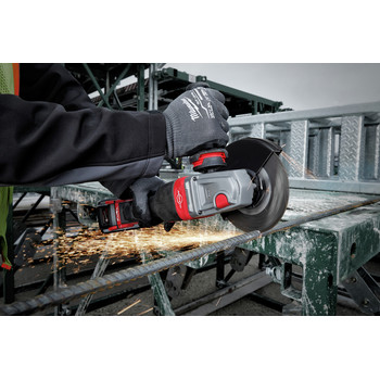 Milwaukee 2980-20 M18 FUEL 4-1/2 in. - 6 in. Braking Grinder with No-Lock Paddle Switch (Tool Only) image number 9