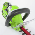 Greenworks 22262 40V G-MAX Lithium-Ion 24 in. Rotating Hedge Trimmer image number 3