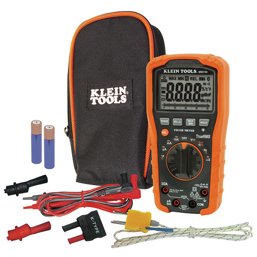 Klein Tools MM700 1000V Auto-Ranging Electrical Multimeter image number 0