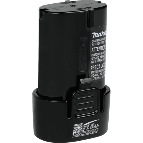 Makita BL0715 7.2V 1.5 Ah Lithium-Ion Battery image number 0