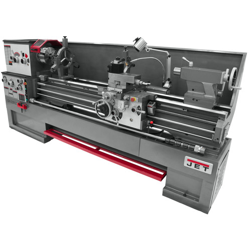 JET GH-2680ZH Lathe with Taper Attachment image number 0