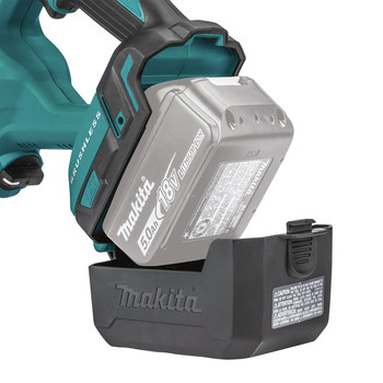 Makita XTU02Z 18V LXT Lithium-Ion Brushless 1/2 in. Cordless Mixer (Tool Only) image number 3