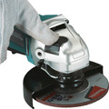 Makita GA5053R 11 Amp Compact 4-1/2 in./5 in. Corded Paddle Switch Angle Grinder with Non-Removable Guard image number 10