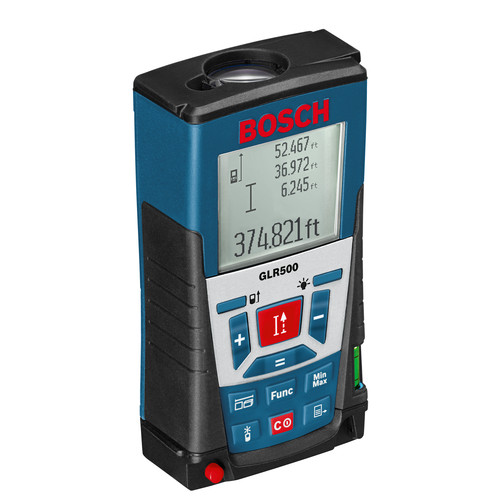 Factory Reconditioned Bosch GLR500-RT 500 ft. Laser Distance Measurer