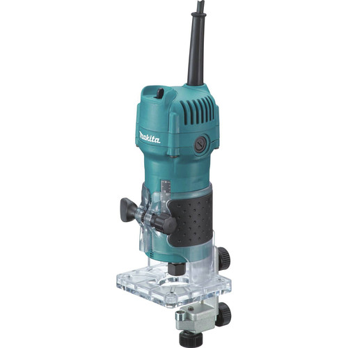 Makita 3709 4 Amp 1/4 in. Laminate Trimmer image number 0