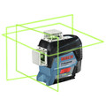Bosch GLL3-330CG 360-Degrees Connected Green-Beam Three-Plane Leveling and Alignment-Line Laser