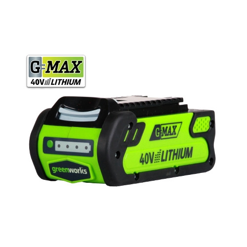 Factory Reconditioned Greenworks 29462-RC G-MAX 40V 2 Ah Lithium-Ion Battery