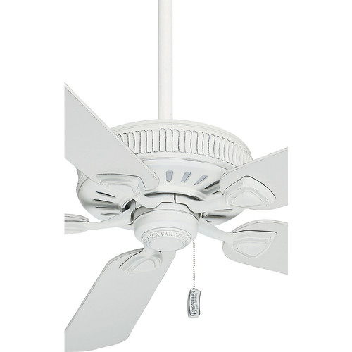 Casablanca 54000 54 in. Ainsworth Cottage White Ceiling Fan