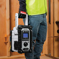 Makita XRM05W 18V LXT Lithium-Ion Cordless Job Site Radio (Tool Only) image number 7