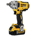 Dewalt DCF894P2 20V MAX XR 1/2 in. Mid-Range Cordless Impact Wrench with Detent Pin Anvil Kit image number 1