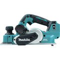 Makita XPK02Z 18V LXT AWS Capable Brushless Lithium-Ion 3-1/4 in. Cordless Planer (Tool Only) image number 1