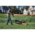Factory Reconditioned Dewalt DCMW220P2R 2X 20V MAX 3-in-1 Cordless Lawn Mower image number 3