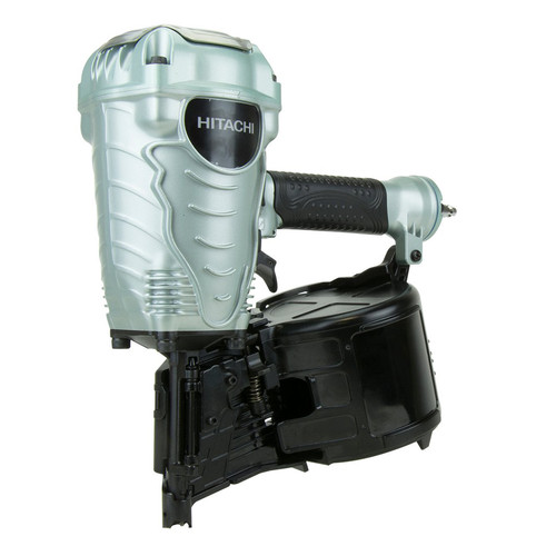 Hitachi NV90AGS 16-Degree Wire Collated 3-1/2 in. Coil Framing Nailer