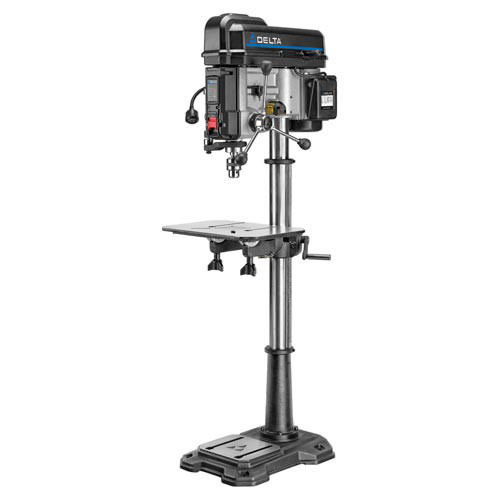 Delta 18-900L 18 in. Laser Drill Press image number 0