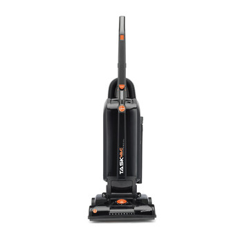 Hoover Commercial CH53005 Task Vac 12 Amp Hard Bag Lightweight Upright Vacuum