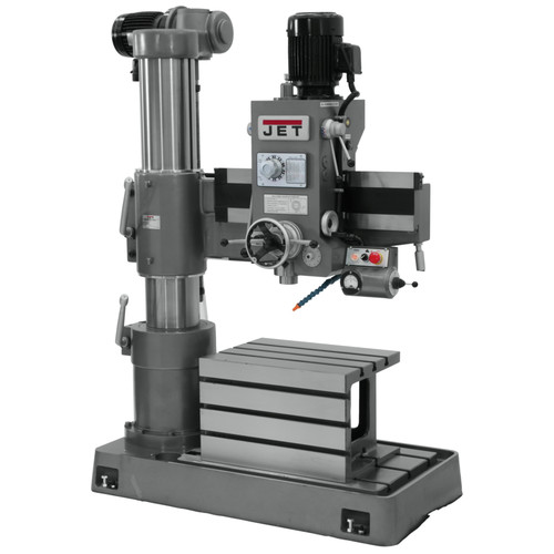 JET J-720R 3HP Radial Drill Press 230/460V